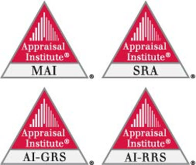 appraisal institute designation logos